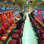 Pachinko hall