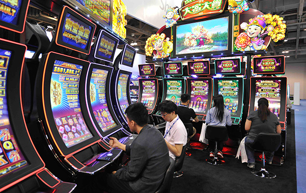 Slot Machines in Japan