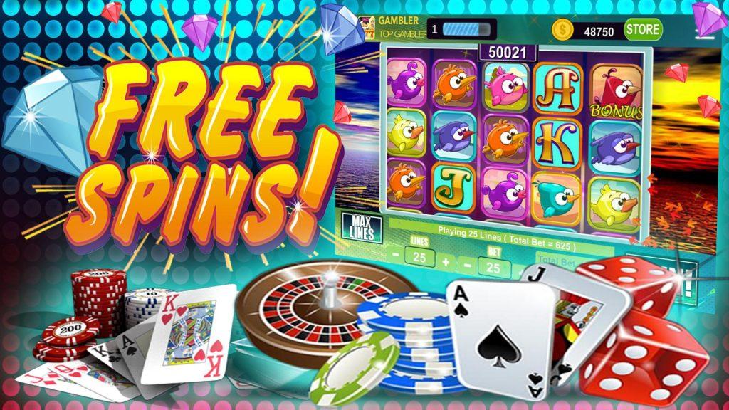 Free Slots vs Real Money
