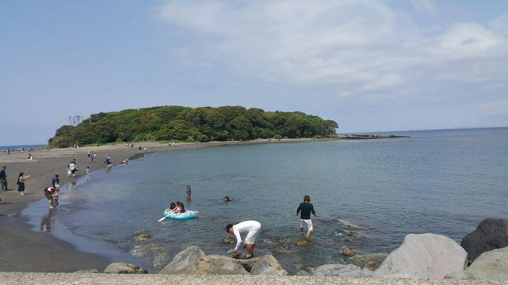 Okinoshima beach